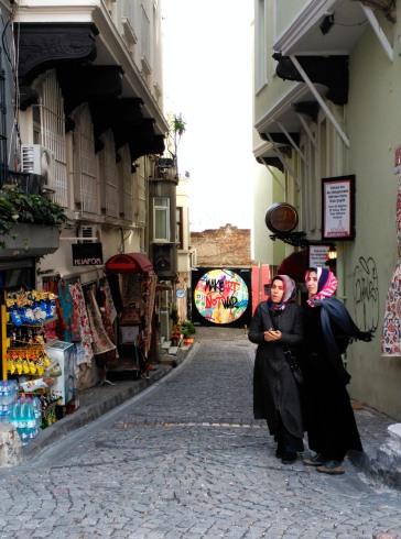 Istanbul (Galata), 7 February 2016, 12:17
