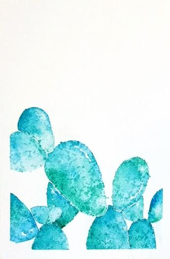 'Cactus Dream', Jun 2017